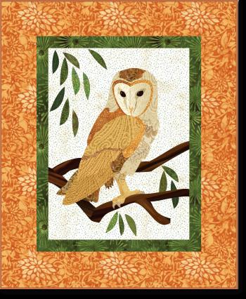 Barn Owl Quilt