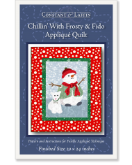 Frosty & Fido Pattern Cover