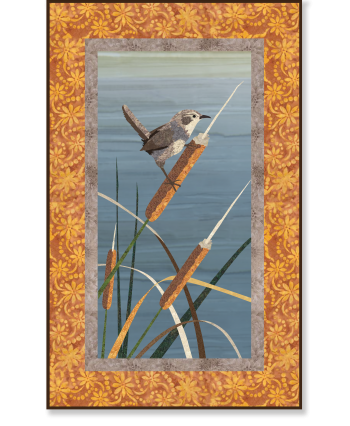 The Marsh Wren