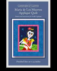 Maria de Los Muertos Pattern