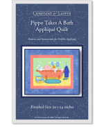 Pippo Takes A Bath Pattern